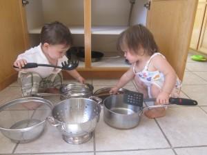 Future chefs?